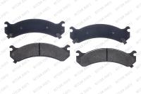 Front Semi Metallic Pads RSD784MH