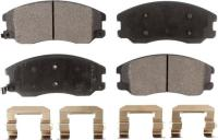 Front Semi Metallic Pads PPF-D1264