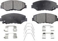 Front Semi Metallic Pads