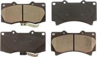 Front Semi Metallic Pads SIM-1119
