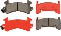 Front Semi Metallic Pads SIM-154