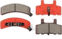 Front Semi Metallic Pads SIM-369