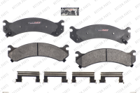 Front Semi Metallic Pads D784M