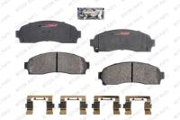 Front Semi Metallic Pads D913M