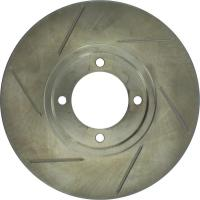 Front Slotted Rotor 126.44007SL