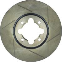 Front Slotted Rotor 126.44017SL