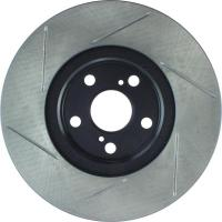 Front Slotted Rotor 126.44114SL