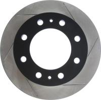 Front Slotted Rotor 126.66059SL