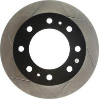 Front Slotted Rotor 126.66059SR