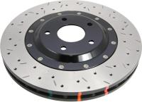 Front Slotted Rotor 126.62073SR