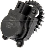 Heater Blend Door Or Water Shutoff Actuator 604-710
