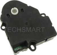 Heater Blend Door Or Water Shutoff Actuator F04023