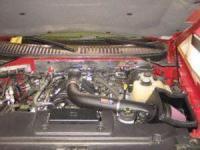 High Performance Air Filter Intake Kit 57-2575