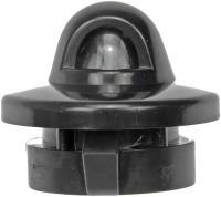 License Lamp Lens