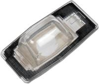 License Lamp Lens 68177