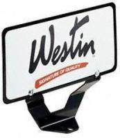 License Plate Bracket by WESTIN