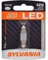 License Plate Light by SYLVANIA