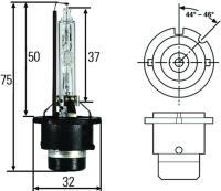Low Beam Headlight H83075001