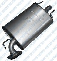 Muffler And Pipe Assembly