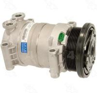 New Compressor And Clutch 58931