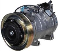 New Compressor And Clutch 471-1630