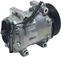 New Compressor And Clutch 471-7009