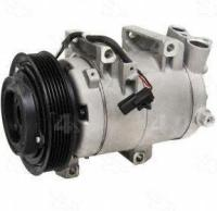 New Compressor And Clutch 98490