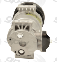 New Compressor And Clutch 6511339