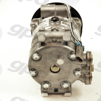 New Compressor And Clutch 6511340