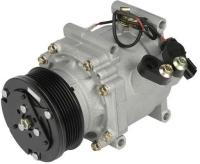 New Compressor And Clutch 0610167