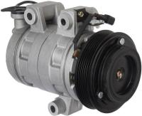 New Compressor And Clutch 0610241