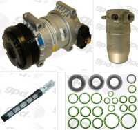 New Compressor With Kit 9611641