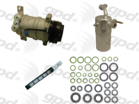 New Compressor With Kit 9611748