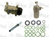 New Compressor With Kit 9611749