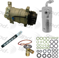 New Compressor With Kit 9611752