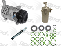 New Compressor With Kit 9611811