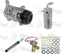 New Compressor With Kit 9611813