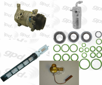 New Compressor With Kit 9611817