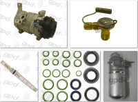 New Compressor With Kit 9611821