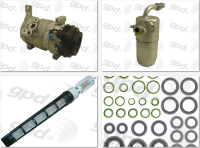 New Compressor With Kit 9613221
