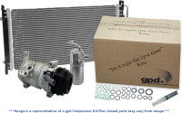 New Compressor With Kit 9613231A