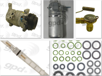 New Compressor With Kit 9613252