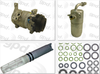 New Compressor With Kit 9613312
