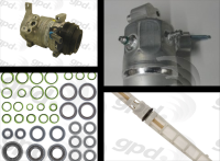 New Compressor With Kit 9613332