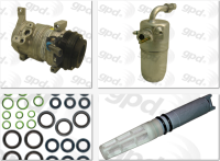 New Compressor With Kit 9614753