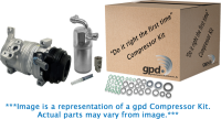 New Compressor With Kit 9614815