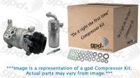 New Compressor With Kit 9614827