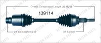 New CV Shaft 139114
