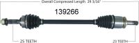 New CV Shaft 139266