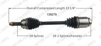 New CV Shaft 139279